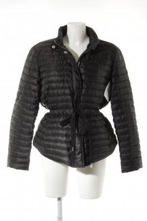 Michael Kors Steppjacke schwarz Matt-Optik