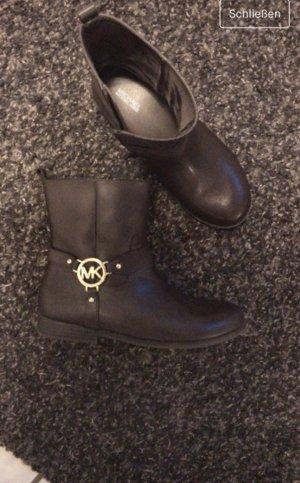 Michael Kors Stiefeletten Boots braun gold 37