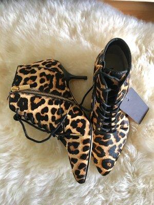 Michael Kors Stiefeletten - Leopardenmuster 36.6 NEU <3