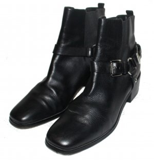 Michael Kors Ankle Boots black leather