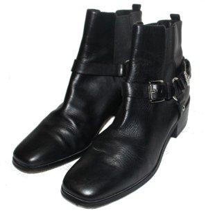 MICHAEL KORS STIEFELETTEN Stiefel schwarz Leder Gr. 40