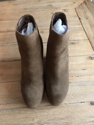 Michael Kors Stiefeletten  Thea Wedge Boots Caramel