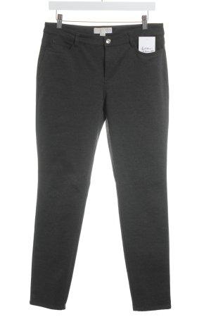 Michael Kors Stretch Trousers dark grey elegant