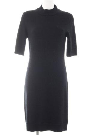 Michael Kors Gebreide jurk zwart casual uitstraling