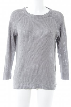 Michael Kors Strickpullover grau Casual-Look