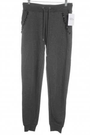 Michael Kors Pantalone fitness grigio-nero stile semplice
