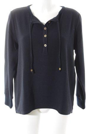 Michael Kors Sweatshirt dunkelblau Casual-Look