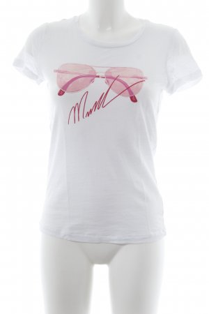 Michael Kors T-Shirt Motivdruck Casual-Look
