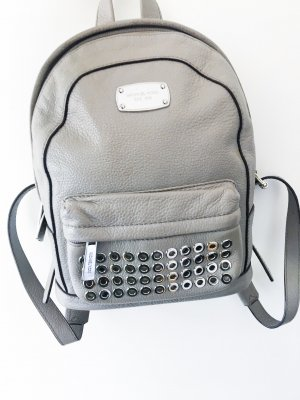 Michael Kors Backpack light grey-silver-colored