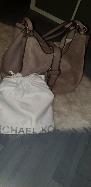 Michael Kors Bolso taupe-marrón grisáceo