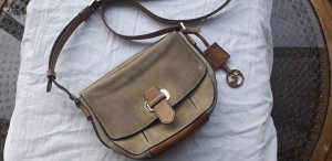 Michael Kors Crossbody bag beige leather