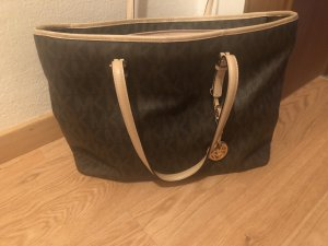 Michael Kors Shopper bronze-colored