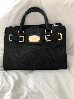 Michael Kors Sac Baril noir