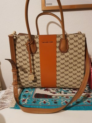 Michael Kors Carry Bag brown-orange