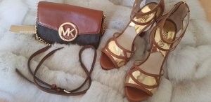 Michael Kors Clutch multicolored leather