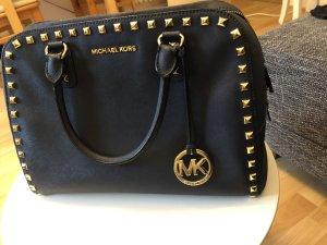 Michael Kors Handbag dark blue-blue