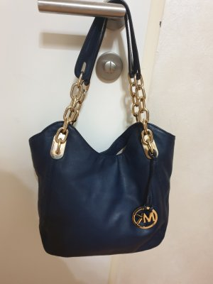 Michael Kors Handbag dark blue