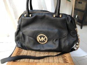 Michael Kors Tasche aus schwarzem Leder -Top Zustand