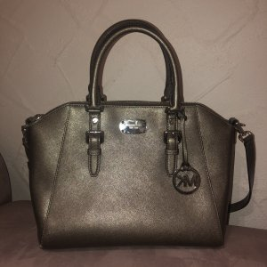 Michael Kors Tasche Ciara Satchel Leather Large