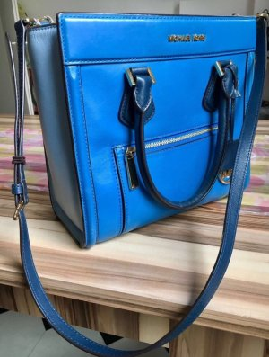 Michael Kors Bolso azul-azul neón