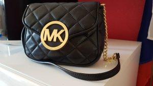 Michael Kors Shoulder Bag black leather