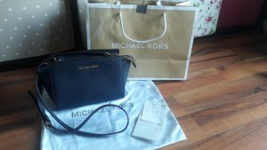 Michael Kors Bandolera azul oscuro