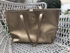 Michael Kors Tasche Gold