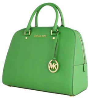 Michael Kors Tasche grün