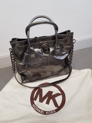 Michael Kors Bolso barrel multicolor Cuero