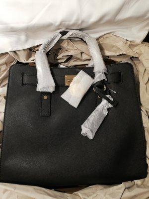Michael Kors Sac à main noir cuir