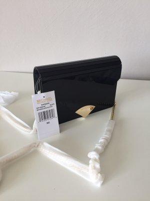 Michael Kors Tasche Handtasche Neu Barbara schwarz clutch