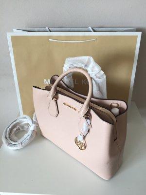 Michael Kors Tasche Handtasche Neu rosa Camille Ballet Leder