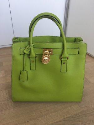 Michael Kors Tasche in Apfelgrün