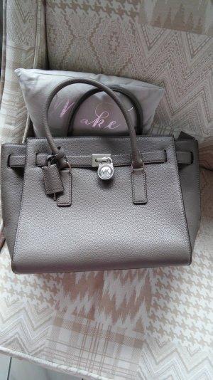Michael Kors Tasche in einem tollen grauen Leder