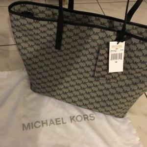 Michael Kors Tasche in grau neuwertig