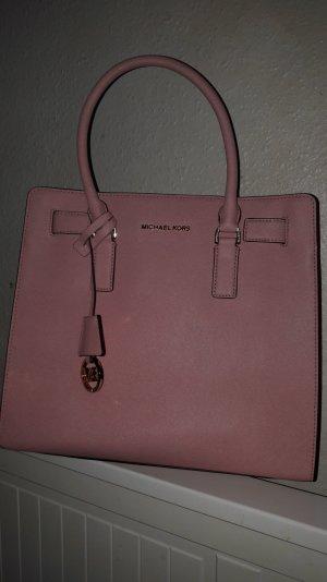michael kors Tasche in rose /gold mit schulteriemen