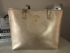 Michael Kors Tasche Jet Set Gold