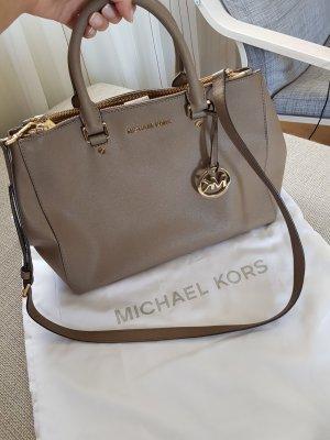 Michael Kors Sac gris brun