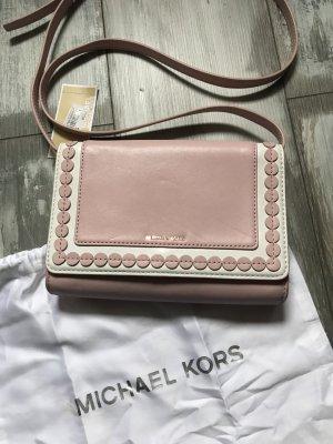 Michael Kors  Tasche ,Leder Ein Traum Rosa Neu mit Etikett 228$