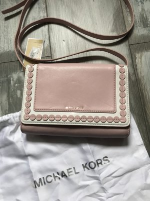 Michael Kors Handbag light pink-dusky pink leather