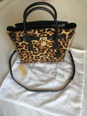 Michael Kors Tasche Leopard Neu!