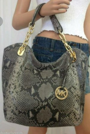 Michael Kors Tasche Lilly Dark Sand