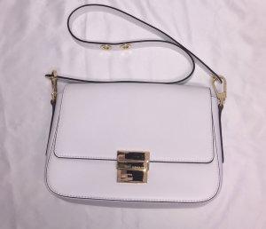 Michael Kors Schwarz Weiß Tasche