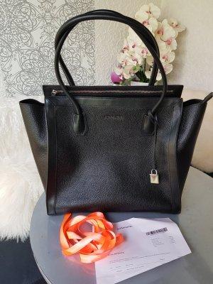 Michael Kors Tasche Mercer XL NEU & Rechnung Shopper EW Tote Black