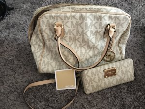 Michael Kors Carry Bag white