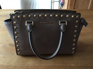 Michael Kors Carry Bag grey brown-ocher