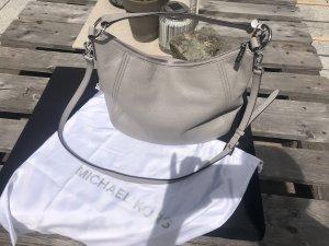 Michael Kors Tasche NEU Grau mit Silber