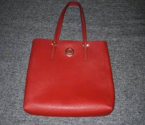 Michael Kors Carry Bag dark red