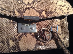 Michael Kors Bag light grey-grey imitation leather