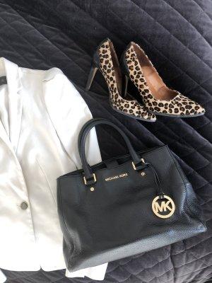 Michael Kors Frame Bag black